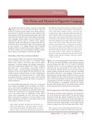The Divine and Mystical in Figurative Language - Affirmation ...