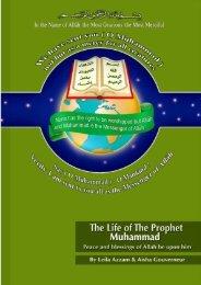 en the life of the prophet muhammad