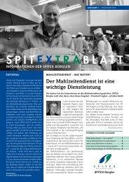 Ausgabe 3 / Frühjahr 2013 - SPITEX Bürglen