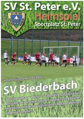 SVS-Heimspiel 2014/15-10