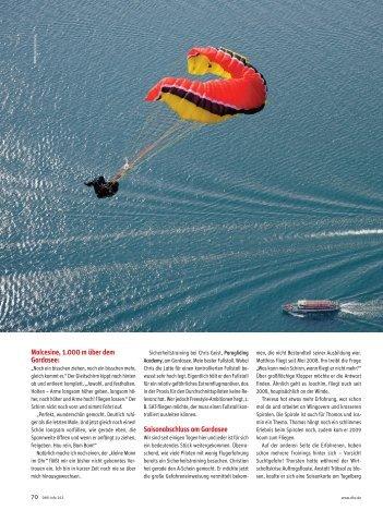 Malcesine, 1.000 m über dem Gardasee ... - Airsthetik