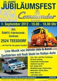 JUBILÄUMSFEST - MAN Truck & Bus Österreich