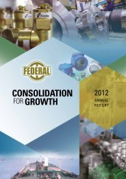 View - Federal International (2000) Ltd