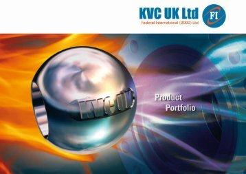 KVC (UK) Ltd - Federal International (2000) Ltd