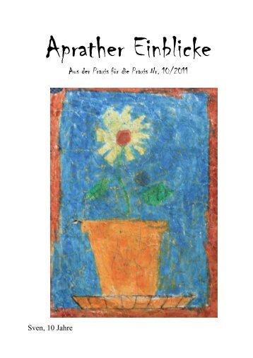 Aprather Einblicke Nr. 10 / 2011 - Bergische Diakonie Aprath