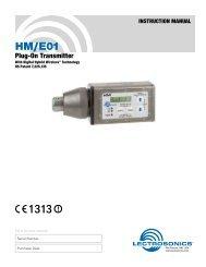 HM/E01 - Visonomedia.com