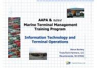 Marine Terminal Management Training Program - staging.files.cms ...
