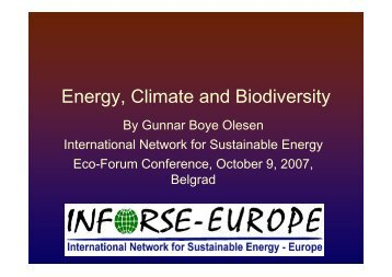 Biomass - International Network for Sustainable Energy