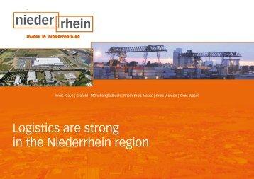 Download Logistics are strong in the Niederrhein Region