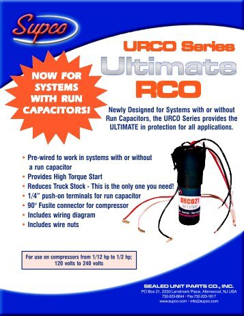 now for systems with run capacitors supco?quality=80 supco wiring diagram atilde cent euro aring q atilde cent euro  at soozxer.org