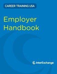 Employer Handbook - InterExchange