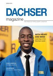 Tailored to the customer's needs With its new ... - dachser.sk