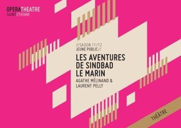 Programme de salle Jeune Public - Opéra Théâtre de Saint-Etienne