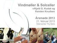 Vindmøller & Solceller - LandboThy