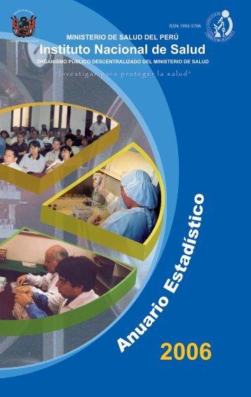 2006 - BVS Minsa - Ministerio de Salud