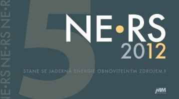 NE•RS 2012 - JMM consulting