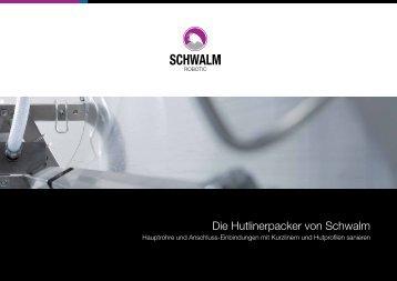 Die Hutlinerpacker von Schwalm - Schwalm Robotic