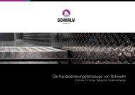 Die Kanalsanierungsfahrzeuge von Schwalm - Schwalm Robotic