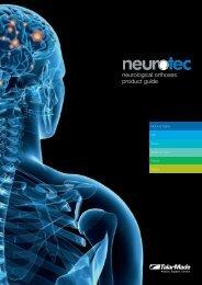 neurological orthoses product guide - Talarmade.com