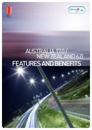 FEATURES AND BENEFITS - Toyota