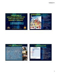 Annex 8 - Indonesia - cybersecurity and cybercrime.pdf - ASEAN ...