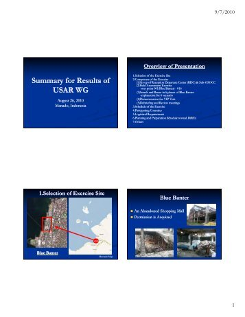 Annex I-0826 USAR IPC Summary - BW.pdf - Web Site Page