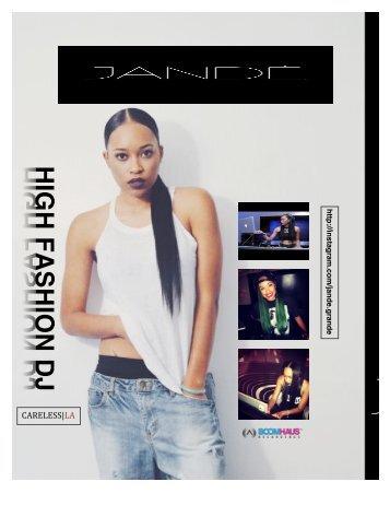 HIGH FASHION DJ