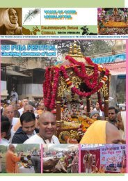 Voice of Cows - Newsletter - ebooks - ISKCON desire tree