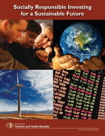 Socially Responsible Investing for a Sustainable Future