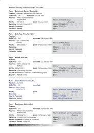 Sri Lanka Directory of Environmental Journalists