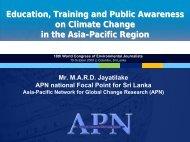 Title of Presentation - Sri Lanka Environmental Journalists Forum ...