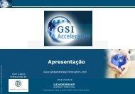 Apresentação - Global Strategic Innovation