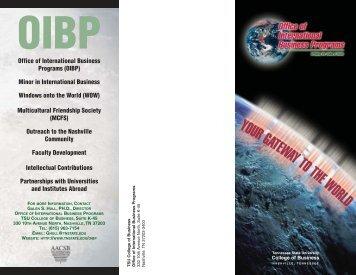 OIBP Brochure - Crossingcultureshull.com