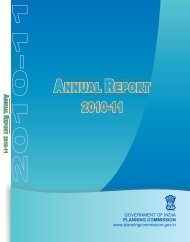Annual Report - of Planning Commission