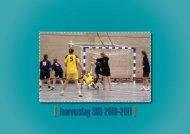 [ Jaarverslag SVS 2010-2011 ] - Stichting Vlaamse Schoolsport