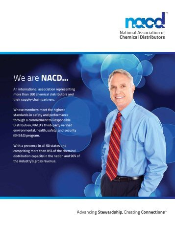 We are NACD...