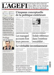 PAGE 5 - Sustainable Finance Geneva