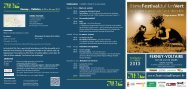 Programme - Sustainable Finance Geneva