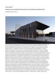 | mdu architetti | Architettura di monumentalità funzionale ed urbana ...