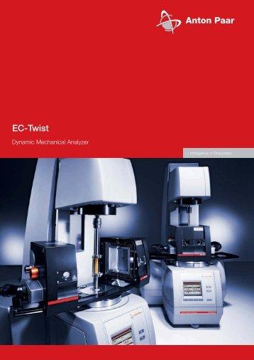 EC-Twist - MEP Instruments