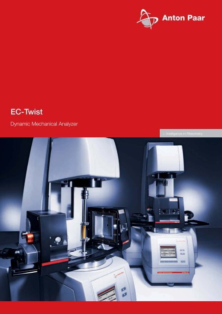 EC-Twist - MEP Instruments