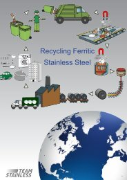 PDF: *New: RECYCLING FERRITIC Stainless Steel - Euro Inox