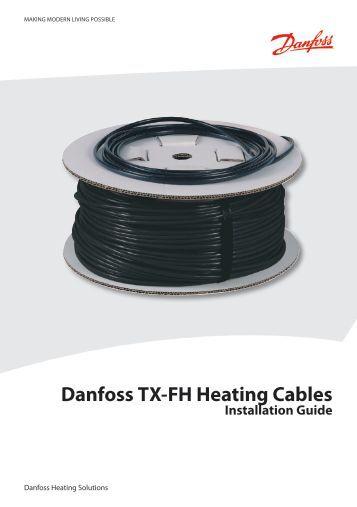 Danfoss Heat Cables : Danfoss link ¢ br boiler relay