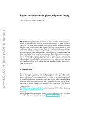 arXiv:1203.3294v1 [astro-ph.EP] 15 Mar 2012