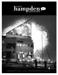 January 2013 (pdf) - Hampden Community Council