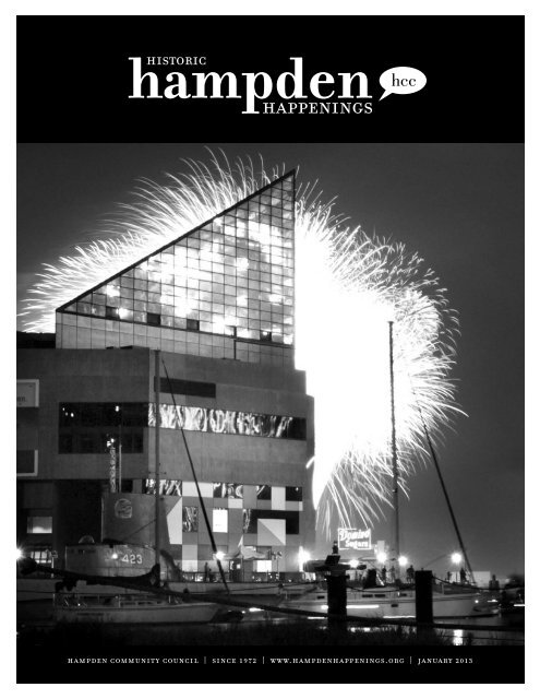 January 2013 (pdf) - Hampden Community Council
