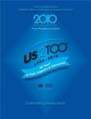 2010 Annual Report - US TOO International