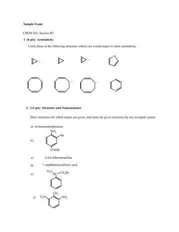 Chem 6 practice exam