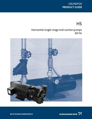 Horizontal single-stage end-suction pumps 60 Hz - Viking Pump ...