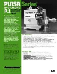 hydracone r1 - Viking Pump Canada